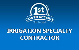 Irrigation Specialty Contractor