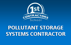 Pollutant Storage Systems Contractor